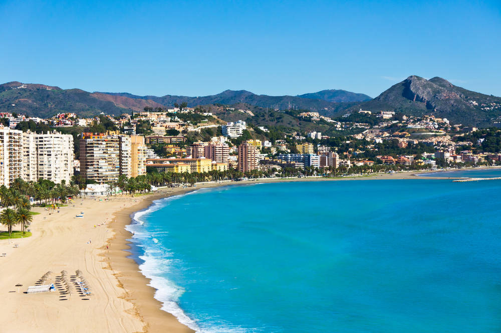 Málaga, una ciudad y unos alrededores por descubrir