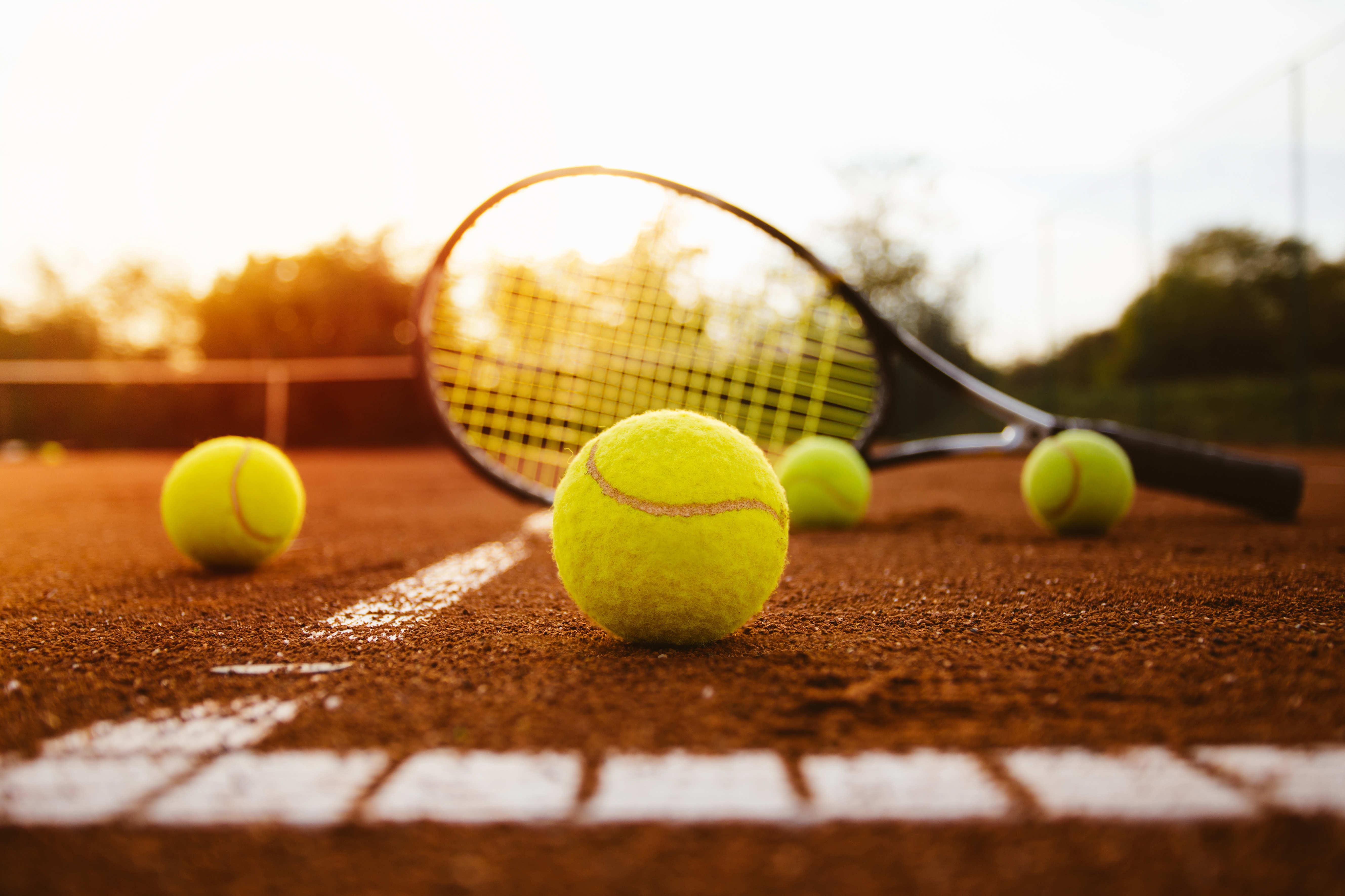 Una nueva pista de tenis para este verano