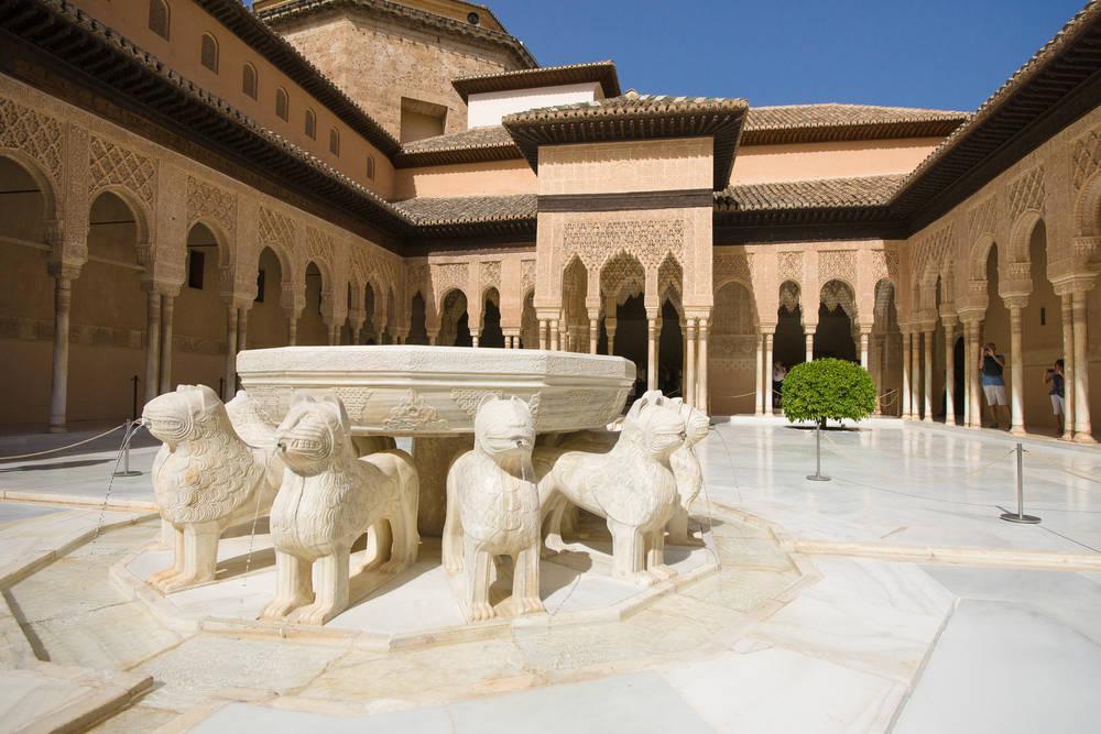 Soy de Andalucía y no he visto la Alhambra