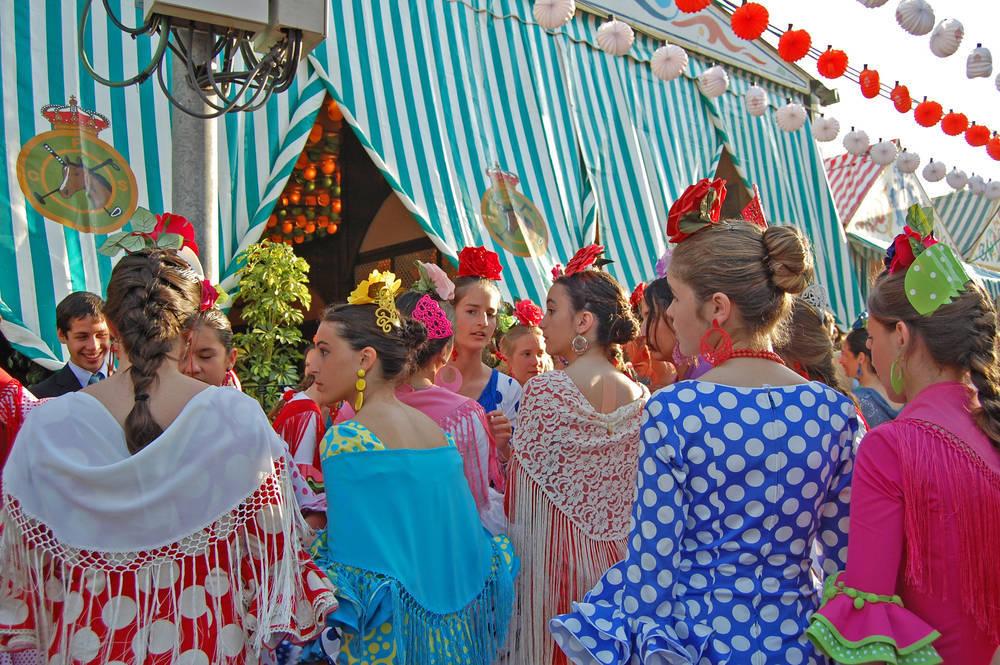 La Feria de Abril de Sevilla, una de las Fiestas más populares de todo el mundo