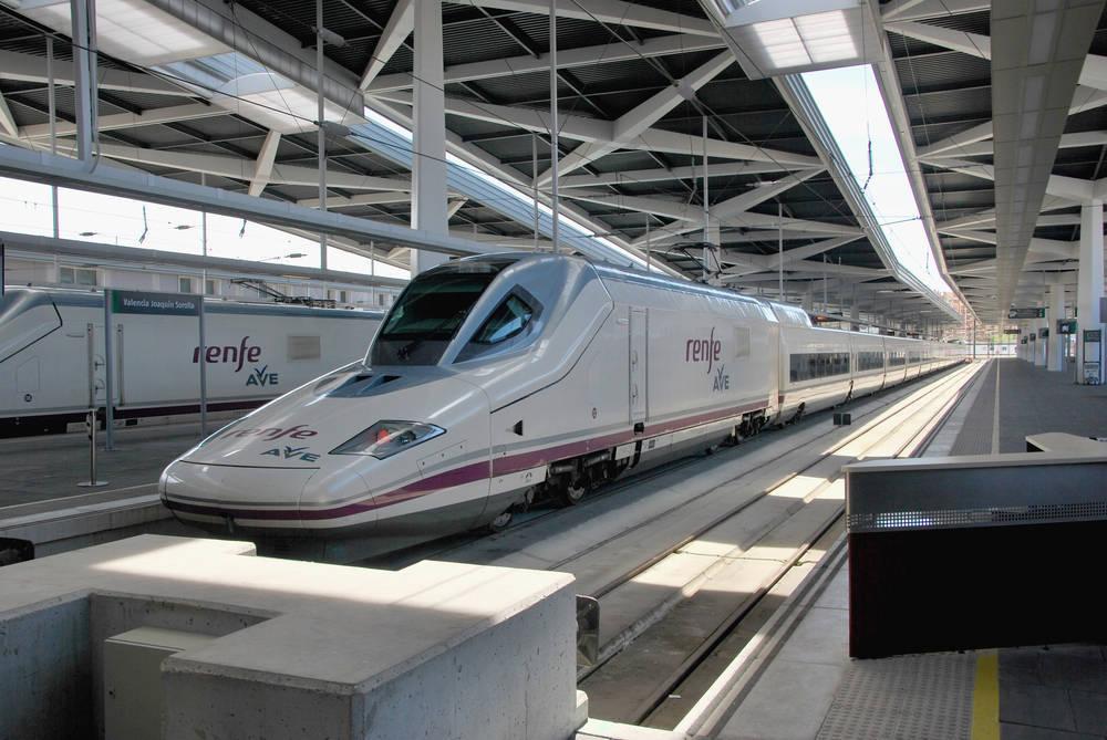 Más 'Aves' para el recorrido Madrid-Málaga