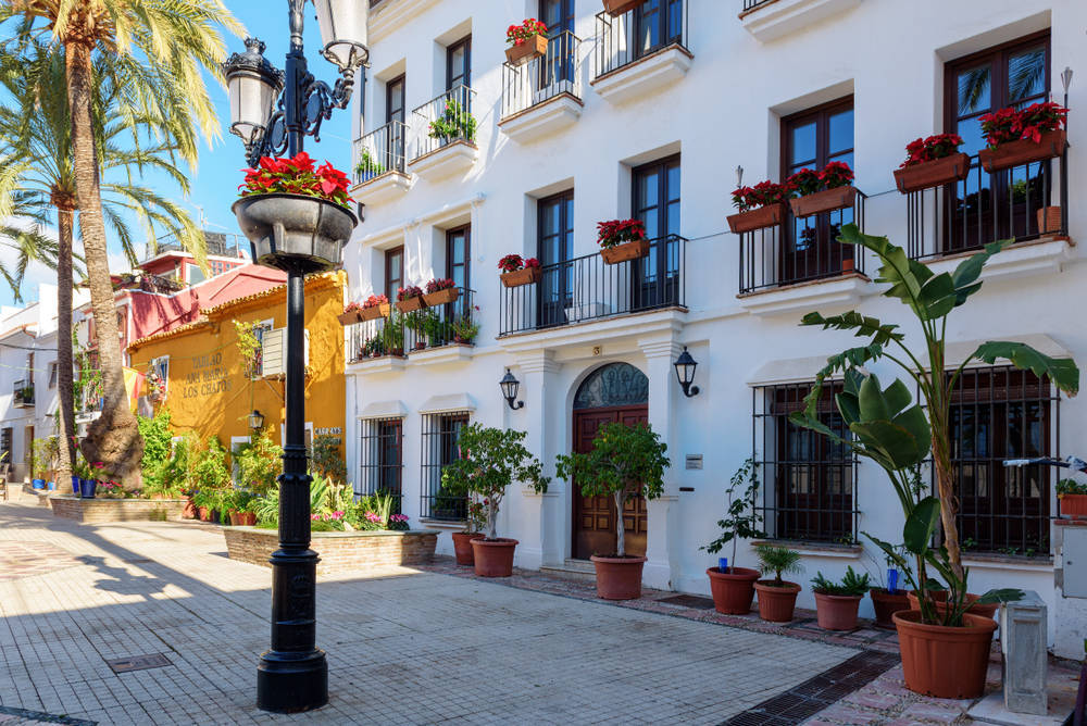 Marbella en sus mejores datos de empleo