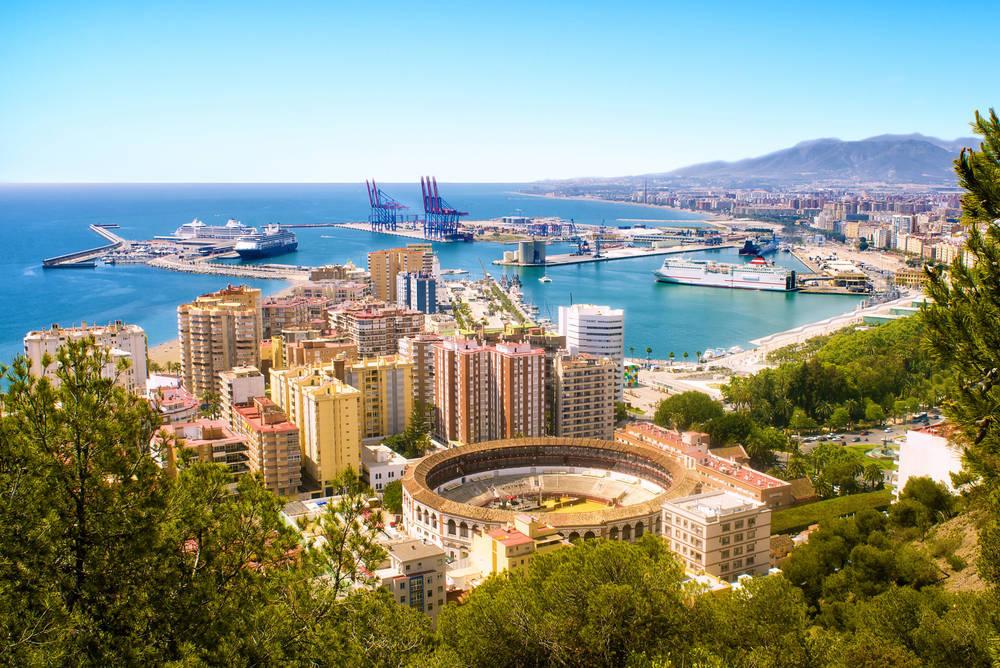 Málaga, lugar de descanso y aventuras