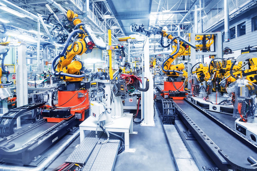 Nuestros proveedores están viviendo una nueva revolución industrial