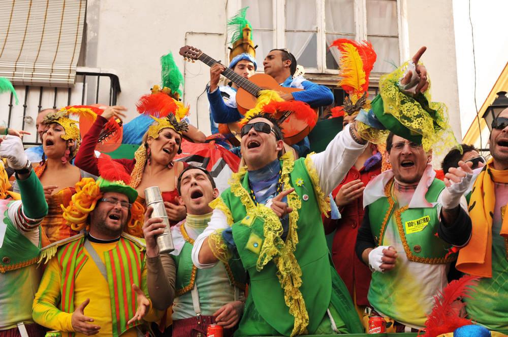 El Carnaval de Cádiz, Fiesta de Interés Turístico Internacional