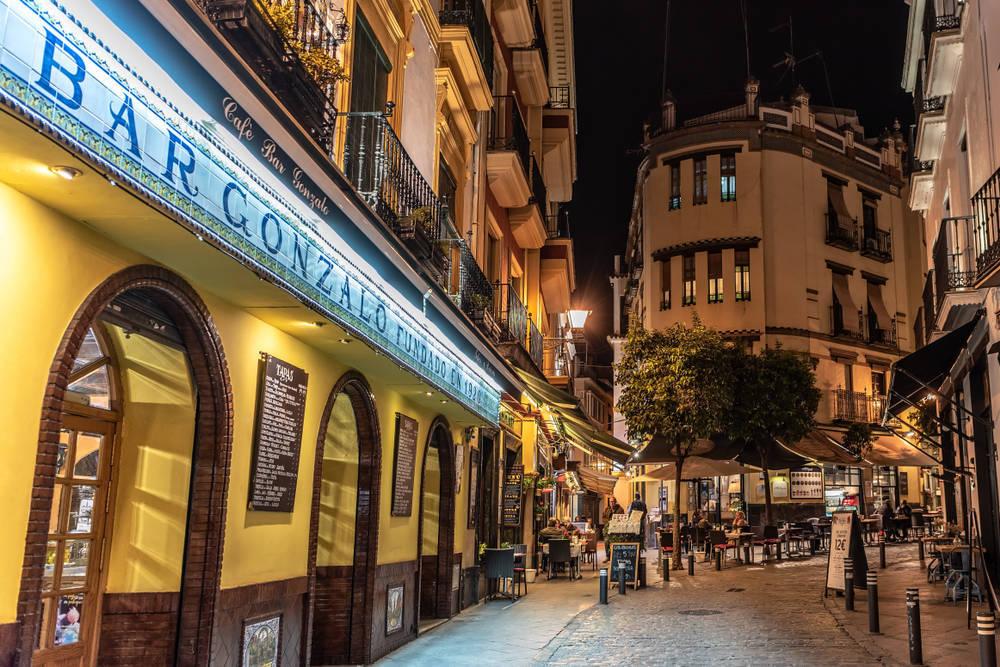 Andalucía, tierra de bares