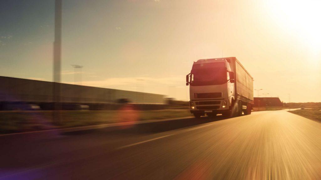 El transporte de mercancías, de vital importancia para las empresas de Andalucía